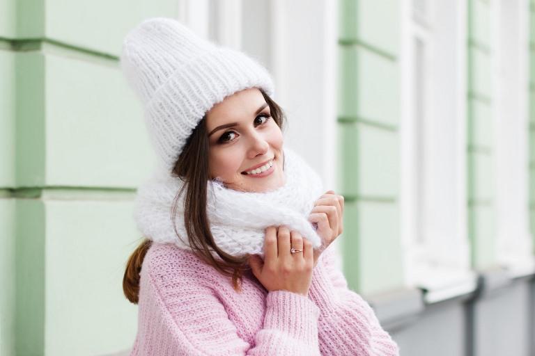 cuidados com o rosto no inverno
