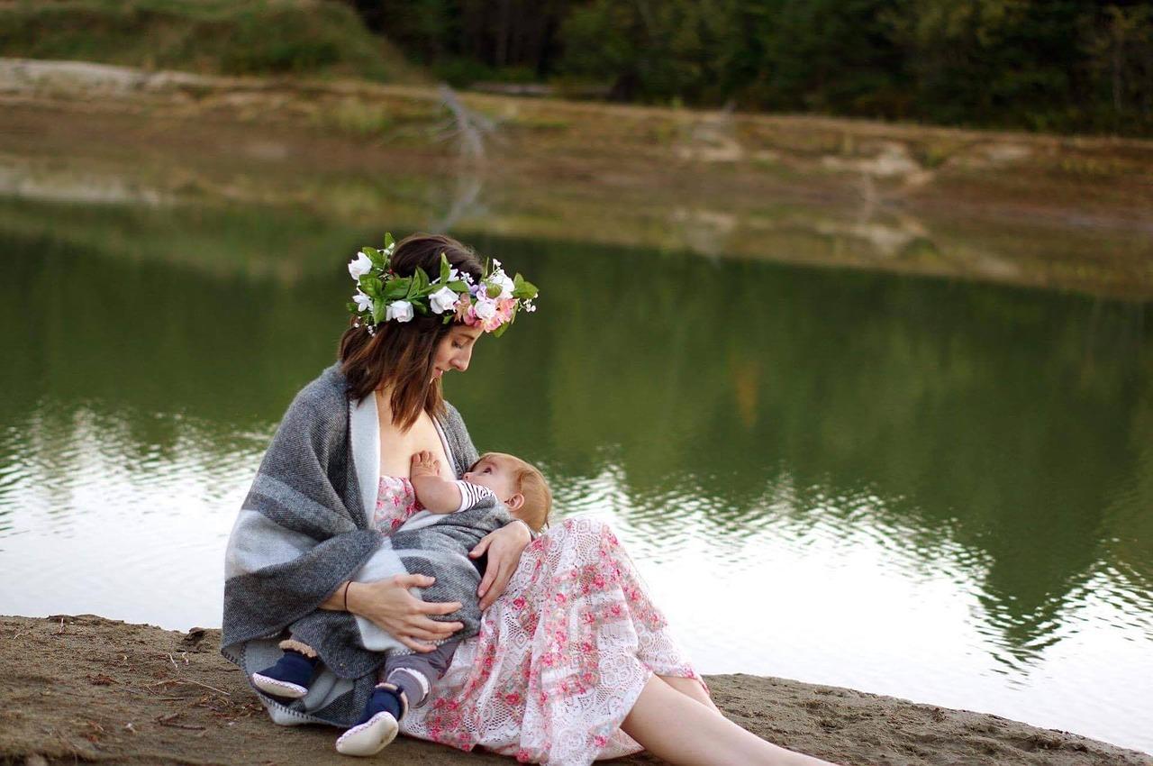 Redução de mamas após amamentação